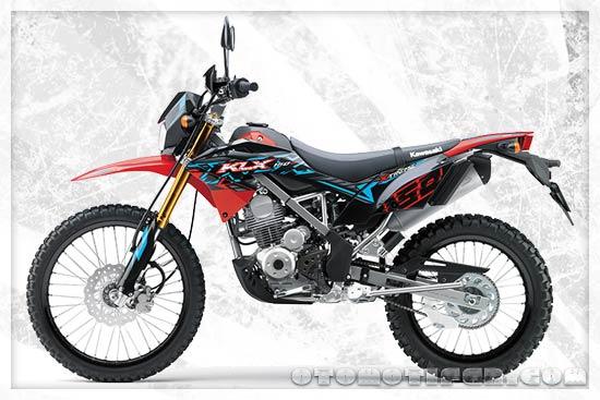 Review Motor KLX 150 BF