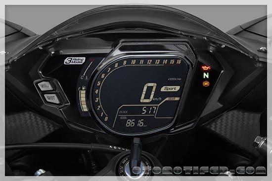 Speedometer Honda CBR250RR