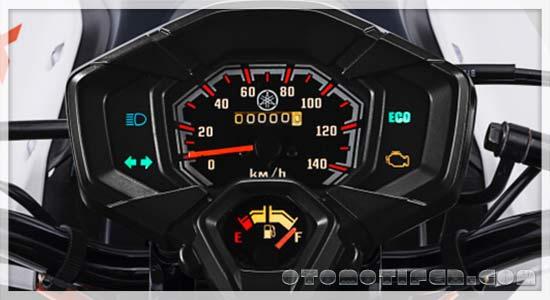 Speedometer Motor X-Ride 125
