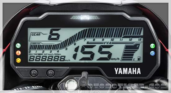 Speedometer Vixion R