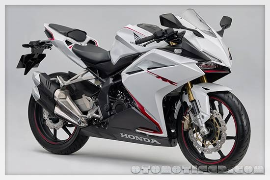 Spesifikasi Honda CBR250RR