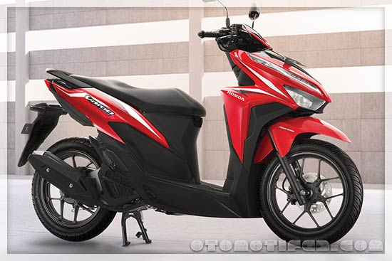 Spesifikasi Honda Vario 125