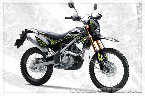 Spesifikasi Motor KLX 150 BF