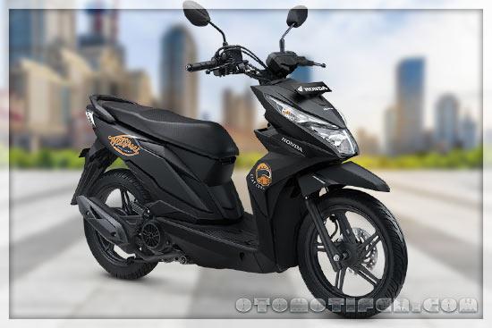 Spesifikasi dan Harga Honda Beat Street