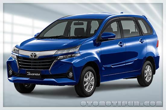Spesifikasi dan Harga Toyota Avanza 2019