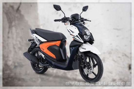 Spesifikasi dan Harga Yamaha X-Ride 125