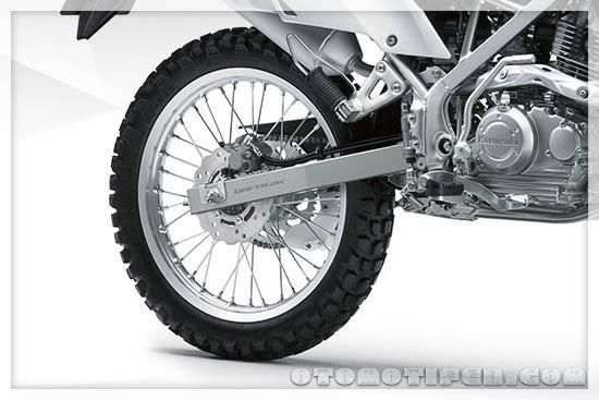 Suspensi Kawasaki KLX 150