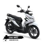 Warna Honda Beat Street Putih