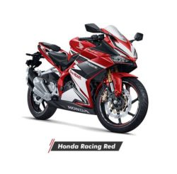 Warna Honda CBR250RR Racing Red