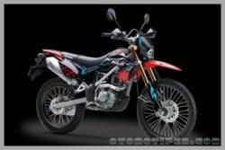 Warna KLX 150 BF SE X-Treme