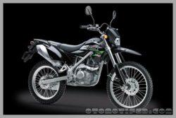 Warna Motor KLX 150 BF