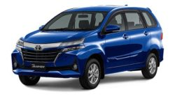 Warna Toyota Avanza Biru