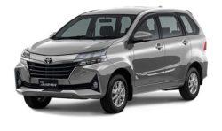 Warna Toyota Avanza Silver
