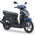 Warna Yamaha Mio S Hitam