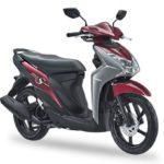 Warna Yamaha Mio S Merah