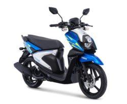 Warna Yamaha X-Ride 125 Biru