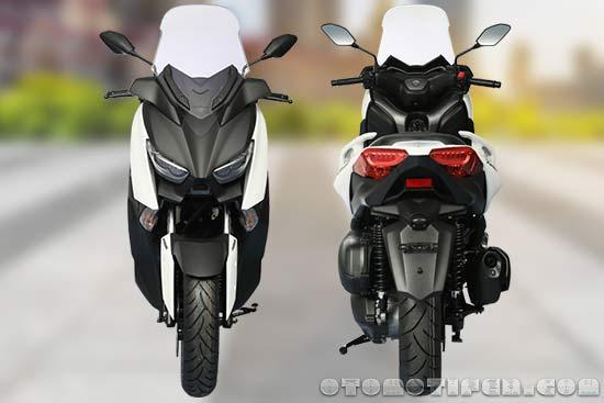 Desain Yamaha XMAX