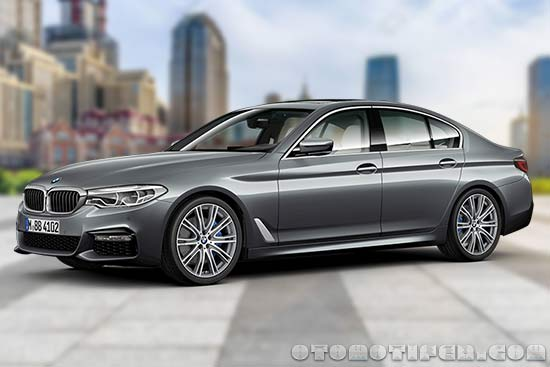 Gambar BMW 520d Luxury