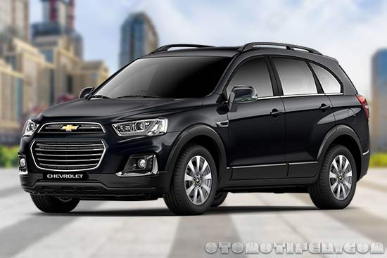 Gambar Chevrolet Captiva