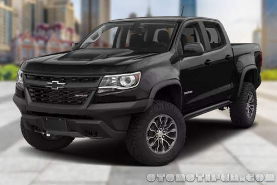 Gambar Chevrolet Colorado