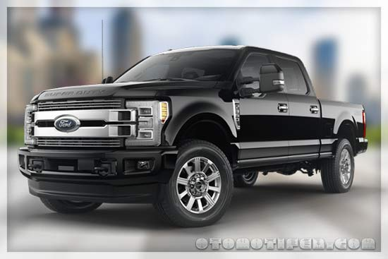 Ford Super Duty F-250 Limited