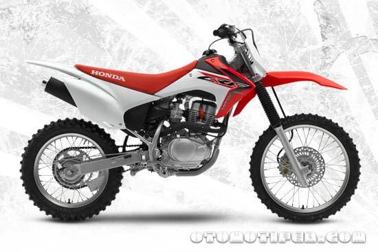 Gambar Honda CRF150F