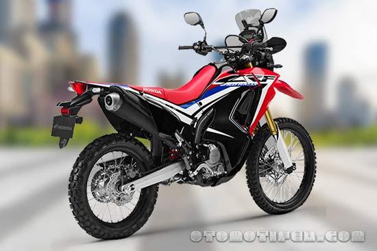 Gambar Honda CRF250 Rally