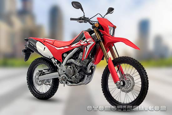Gambar Honda CRF250L
