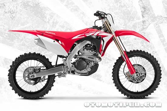 Gambar Honda CRF250R