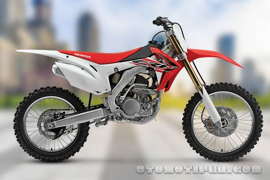 Gambar Honda CRF250RX