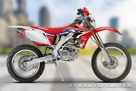 Gambar Honda CRF250X