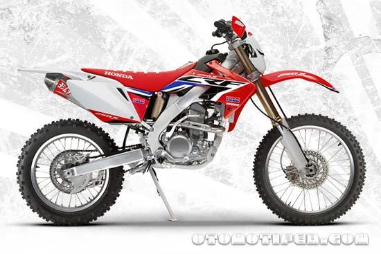 Gambar Honda CRF250XRL