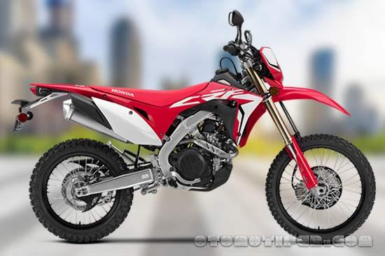 Gambar Honda CRF450L