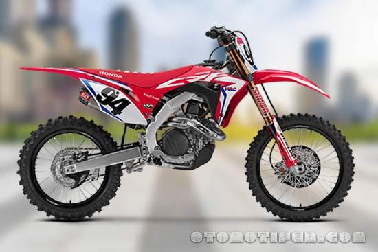 Gambar Honda CRF450RWE