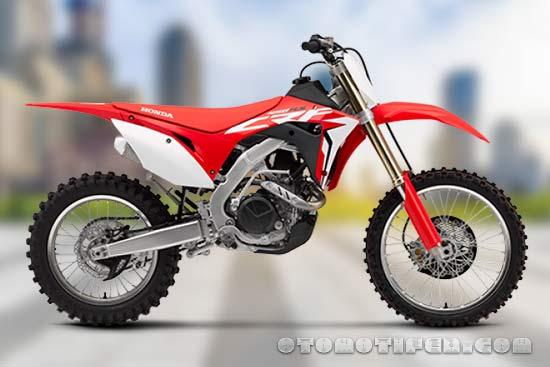 Gambar Honda CRF450RX