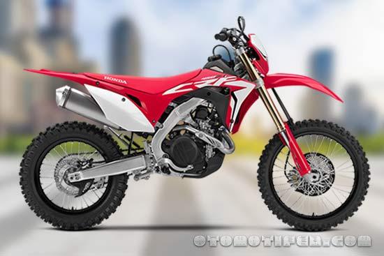 Gambar Honda CRF450X