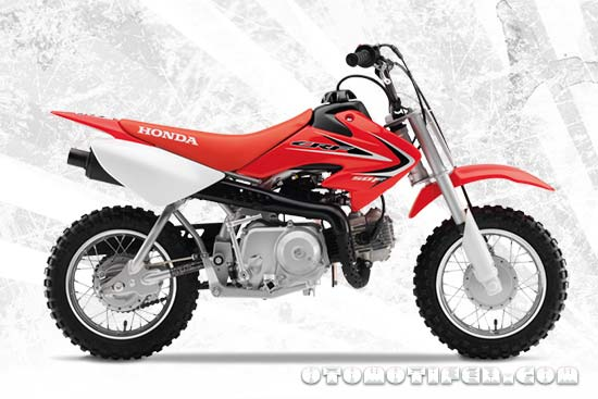 Gambar Honda CRF50F