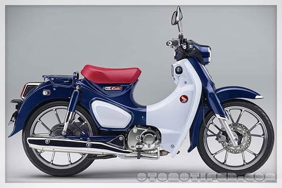 Gambar Honda Super Cub C125