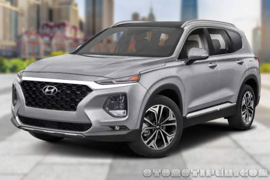Gambar Hyundai Santa Fee