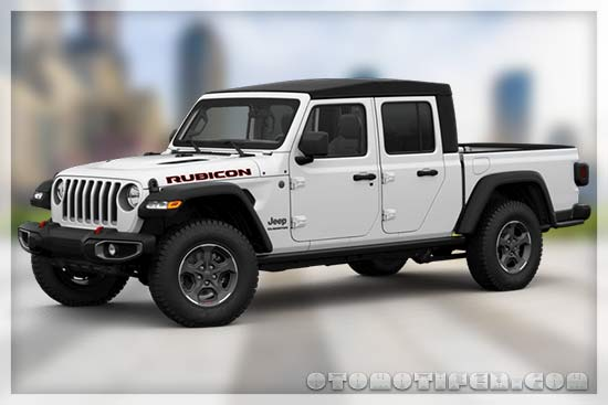 Jeep Wrangler Brute Double Cab