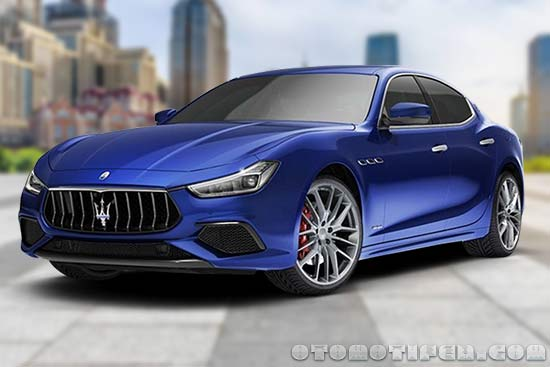 Gambar Maserati Ghibli Diesel V6