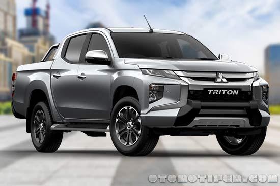 Gambar Mitsubishi Triton