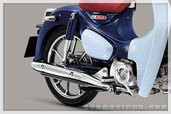 Gambar Motor Honda Super Cub C125