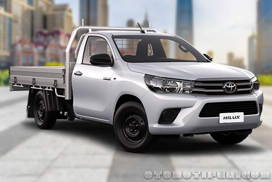 Gambar Toyota Hilux Single Cabin