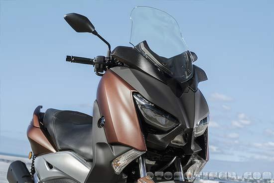 Gambar Yamaha XMAX Terbaru