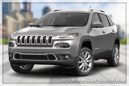 Harga Mobil Jeep Cherokee Limited