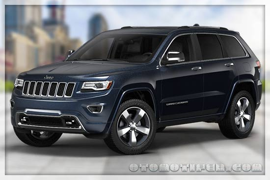 Harga Mobil Jeep Grand Cherokee Overland