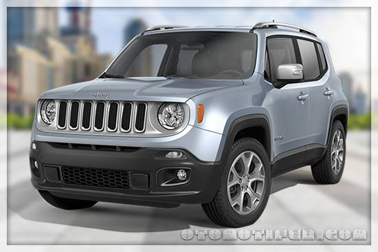 Harga Mobil Jeep Renegade Limited