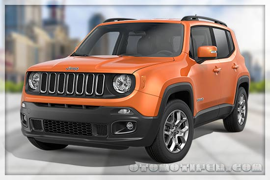 Harga Mobil Jeep Renegade Longitude