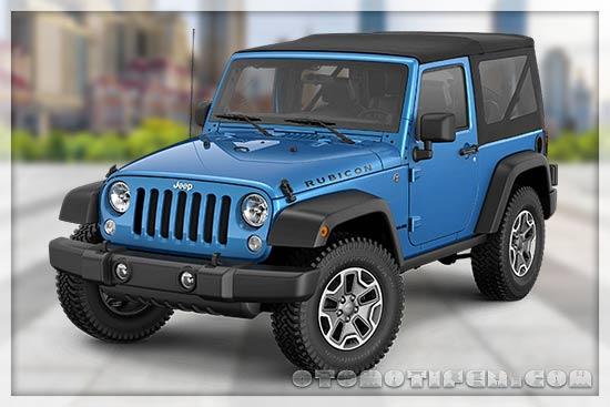 Harga Mobil Jeep Wrangler Rubicon